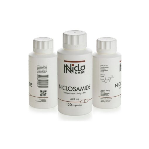 niclosamide capsule for sale online
