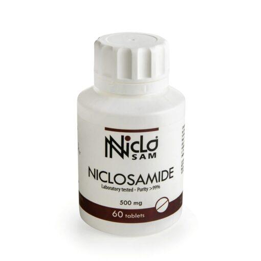 niclosamide tablets niclosam